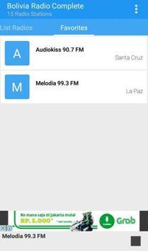 Bolivia Radio Complete apk screenshot