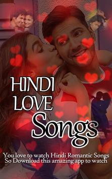 Hindi Love Songs screenshot 1