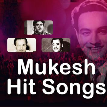 Mukesh Hit Songs poster