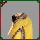 Bollywood Saree Photo Suit icon