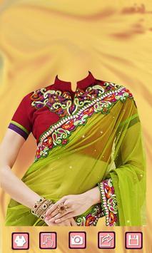Bollywood Saree Photo Suit poster