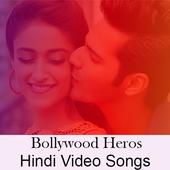 Bollywood Actors Hindi Video Songs HD icon