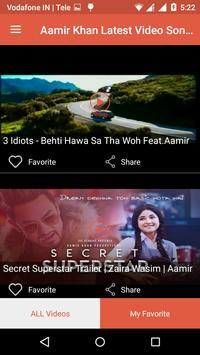 Bollywood Actors Hindi Video Songs HD screenshot 2