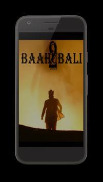 Making movie Bahubali 2 poster