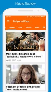 BollywoodPapa apk screenshot