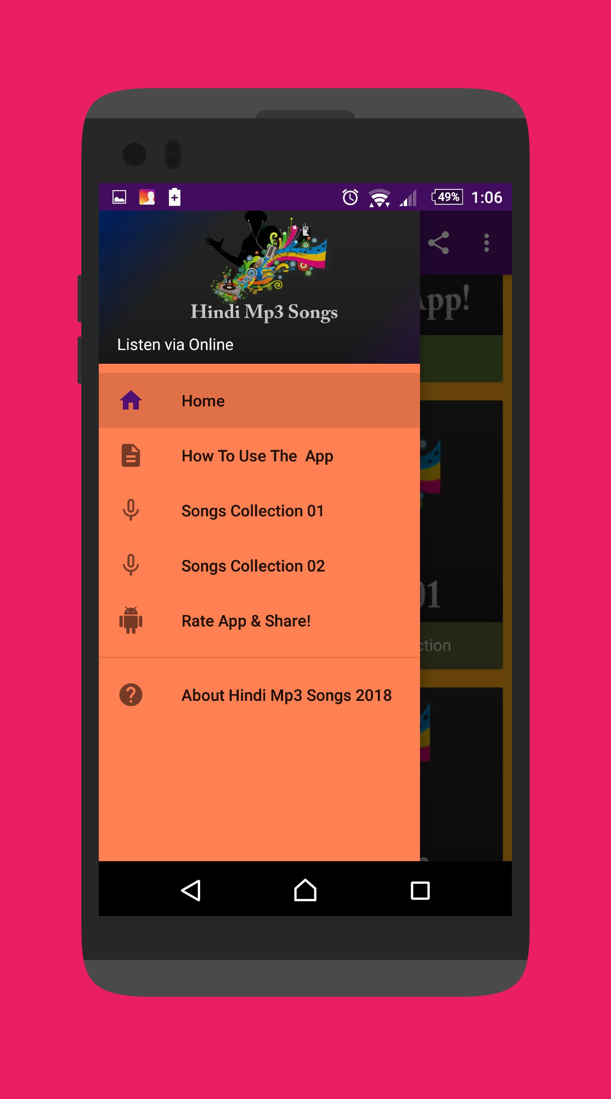 Hindi Songs Mp3 2018 Best Songs Collection For Android Apk Download