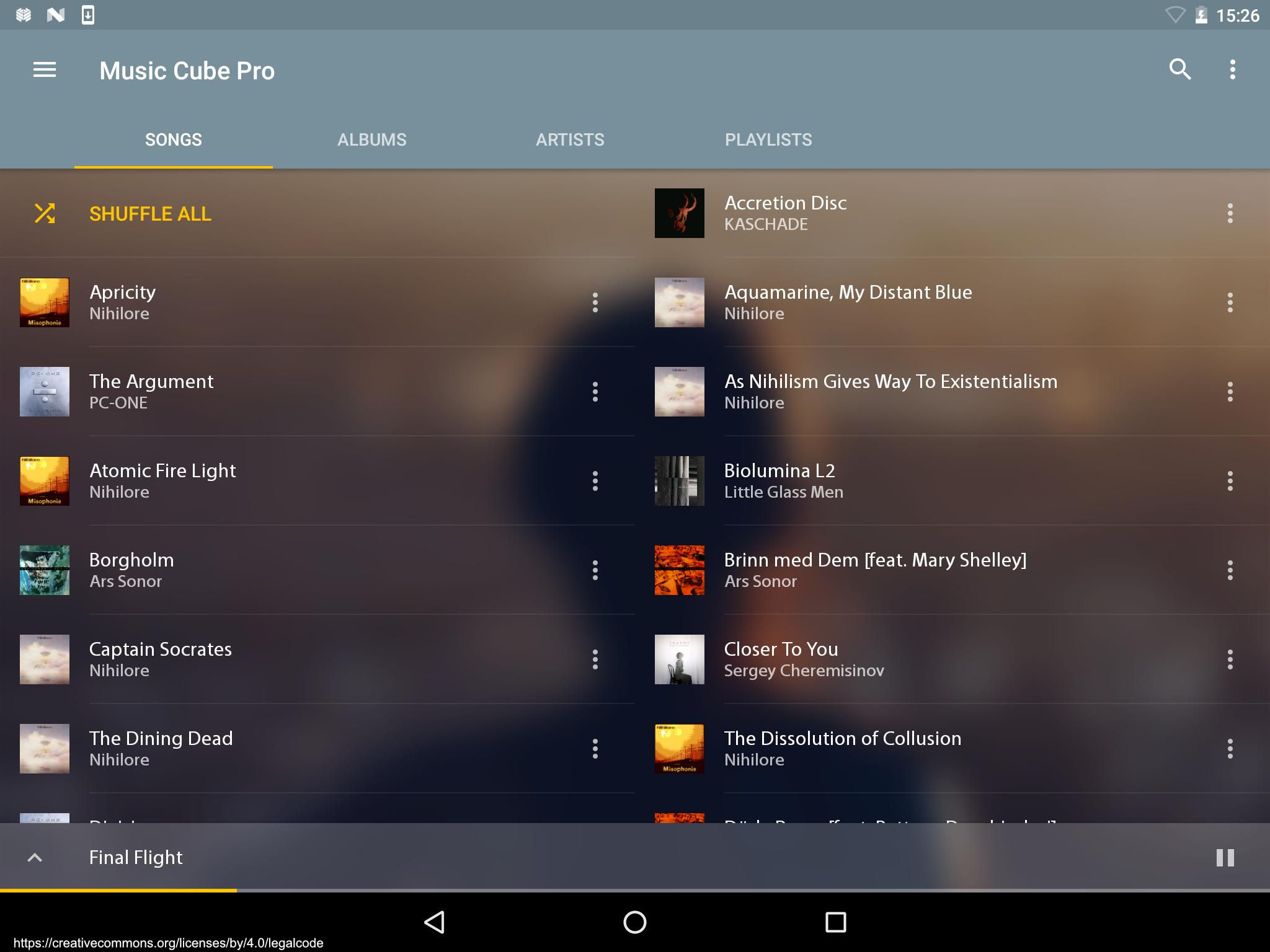 Music Cube - Free Music Player for Android - APK Download