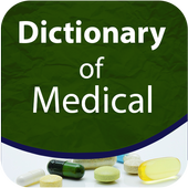 Medical and Drugs  Dictionary icon