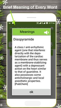 Medical and Drugs  Dictionary screenshot 2