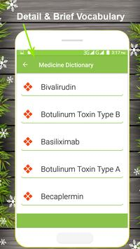 Medical and Drugs  Dictionary screenshot 6