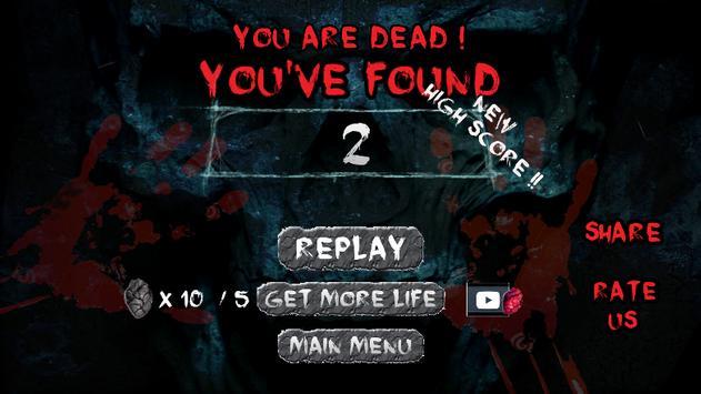 Now You See Me - Horror Game screenshot 3