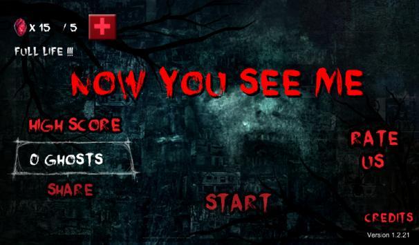 Now You See Me - Horror Game screenshot 10