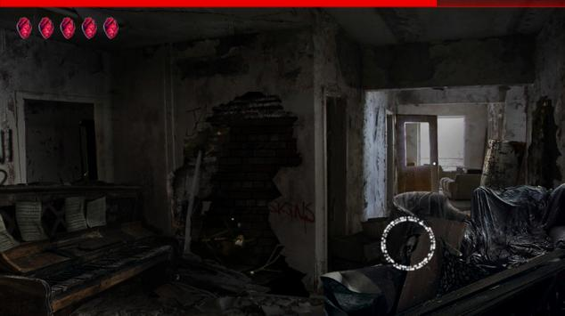 Now You See Me - Horror Game screenshot 1
