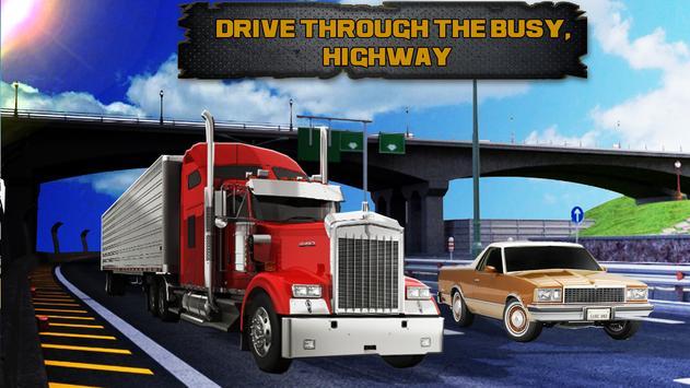 World Cargo Truck Simulation apk screenshot