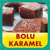 Resep Bolu Karamel icon