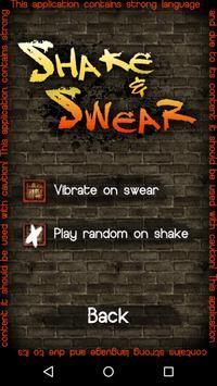 Swear App screenshot 2
