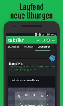 taktikr Fußballtraining-App apk screenshot
