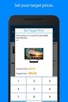 3 Schermata Price Tracker per Amazon