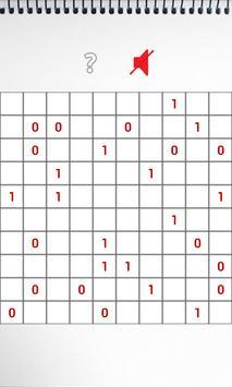 Binary Puzzle apk screenshot