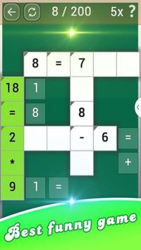 Math Brain Workout apk screenshot