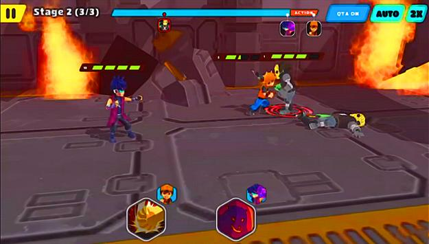 Guia Boboiboy Galaxy Heroes screenshot 7