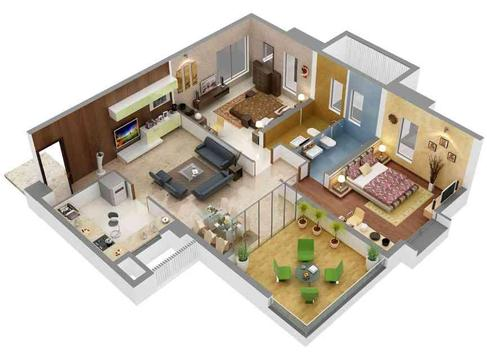 3d home floor plan ideas apk screenshot - 3d Home Floor Plan
