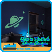 Glow In The Dark Room Designs icon