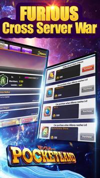 PocketLand- Mega Monsters apk screenshot