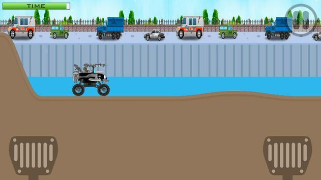 Black ranger car screenshot 1