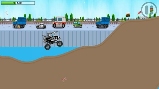 Black ranger car screenshot 2