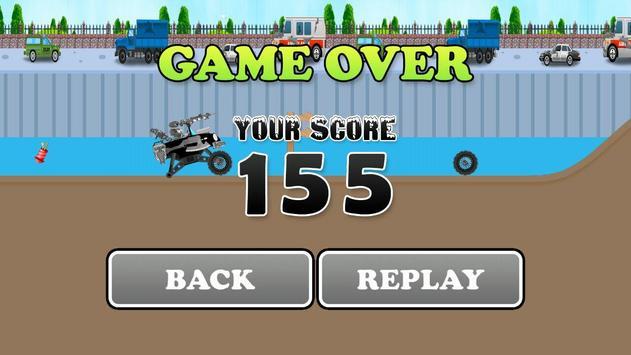 Black ranger car screenshot 7