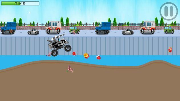 Black ranger car screenshot 4