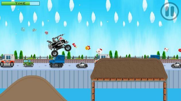 Black ranger car screenshot 6
