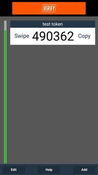 Bomgar Verify screenshot 1