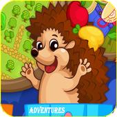 Hedgehog In The Fog Adventure icon