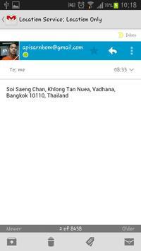 Location Service apk screenshot