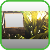 Cool Jungle Photo Frame icon