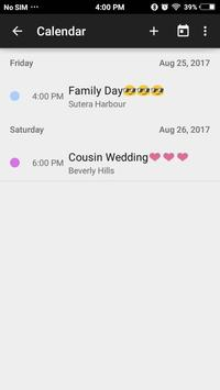 Daily Lists screenshot 5