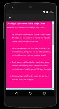 Lose Weight Fast apk screenshot