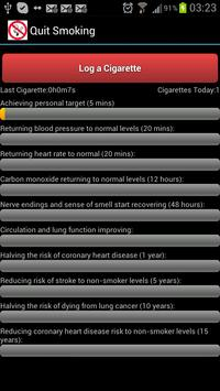 Quit Smoking Assistant screenshot 1