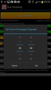 Quit Smoking Assistant screenshot 4