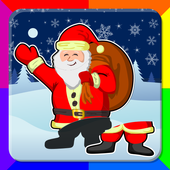Boncio Kids Puzzles: Christmas icon