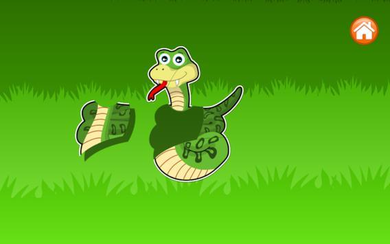 Boncio Kids Puzzles: Animals Vol. 2 screenshot 6