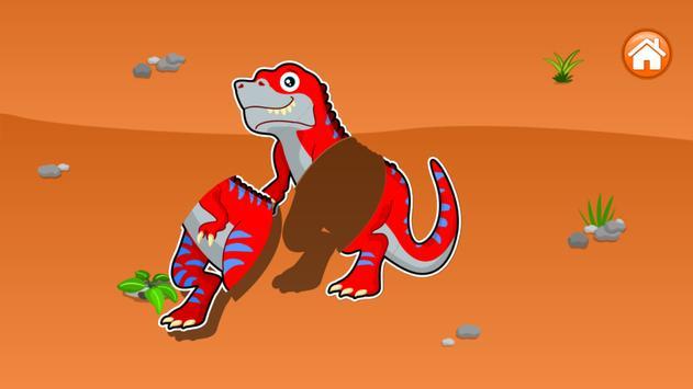 Boncio Kids Puzzles: Animals Vol. 3 screenshot 2