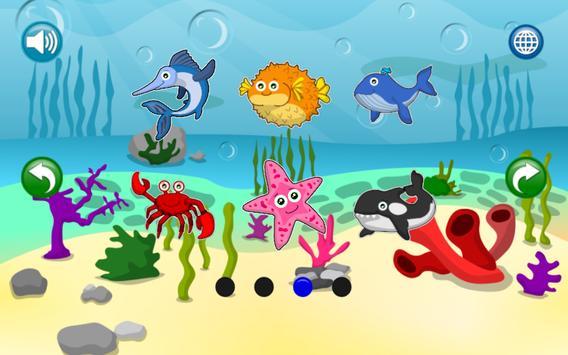 Boncio Kids Puzzles: Animals screenshot 10
