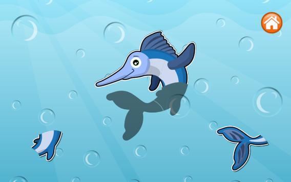 Boncio Kids Puzzles: Animals screenshot 11