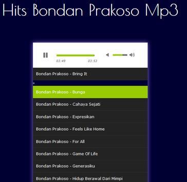 Top Hits Bondan Prakoso Mp3 poster