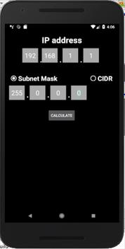 Simple IP Subnet Calculator -IPv4 -CIDR for Android - APK