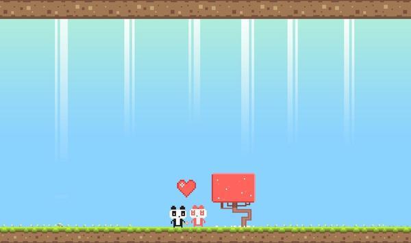 Boo's Love Story apk screenshot