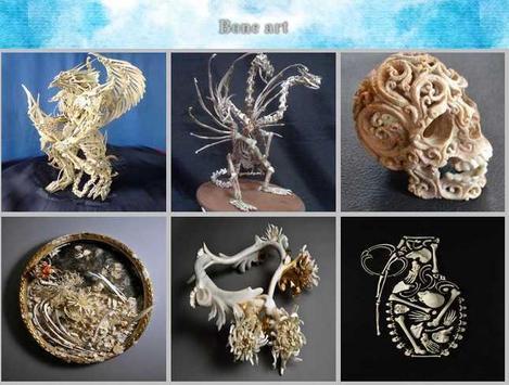 Bone craft apk screenshot